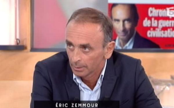 Eric Zemmour condamné pour provocation à la discrimination et à la haine envers les musulmans