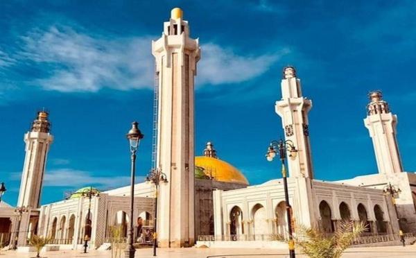 La plus grande mosquée d'Afrique de l'Ouest inaugurée au Sénégal