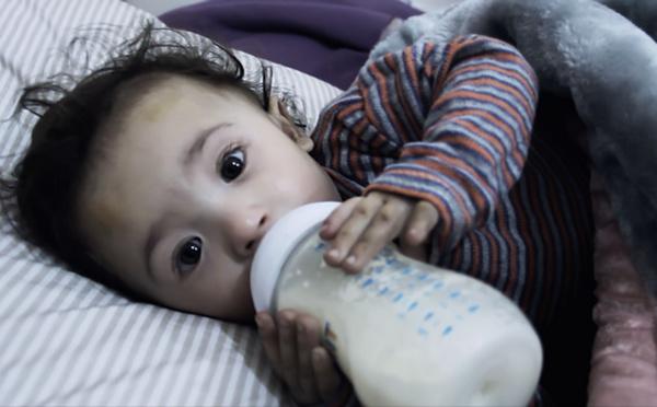 Pour Sama, un témoignage bouleversant de l'enfer syrien adressé aux enfants de la guerre