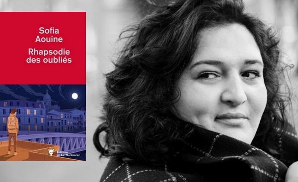 Avec Rhapsodie des oubliés, une entrée réussie dans le monde des lettres pour Sofia Aouine