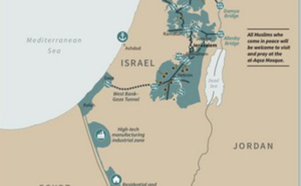 Israël - Palestine : pourquoi le « plan de paix » de Trump au Proche-Orient n'a aucun avenir