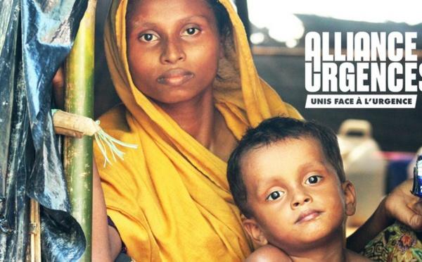 Six ONG françaises unies face à l'urgence, les Rohingyas pour première campagne humanitaire