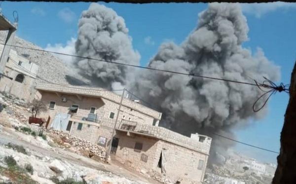 Syrie : face au drame humanitaire à Idlib, l'appel de 14 ministres d'Etats européens à la fin de l'offensive