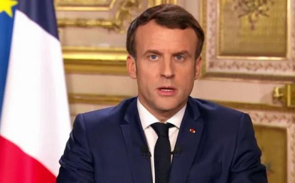 Coronavirus : ce qu'il faut retenir des mesures annoncées par Emmanuel Macron