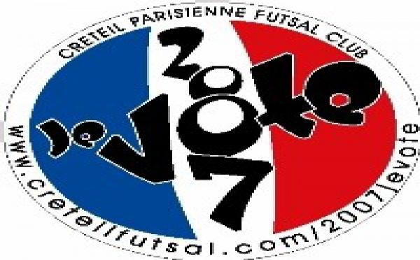 2007, je vote !