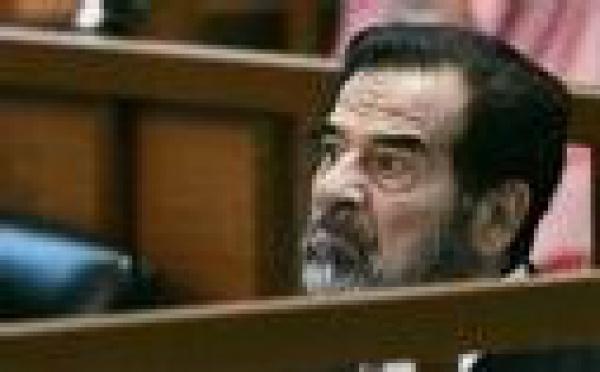 Réactions à la condamnation de Saddam Hussein