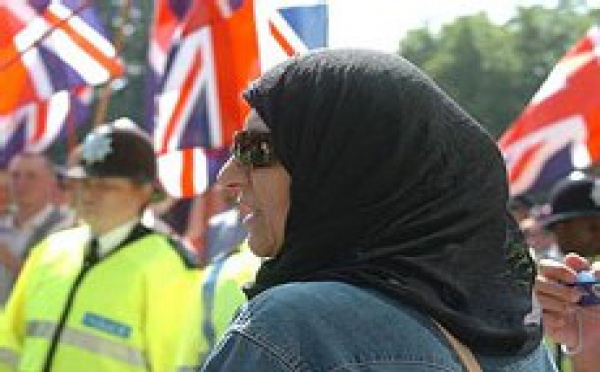 Londres : «End attacks on Muslims»