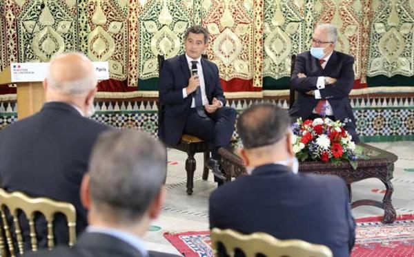 Séparatisme : Gérald Darmanin précise le calendrier d'un texte qu'il ne veut « pas dirigé contre les musulmans »