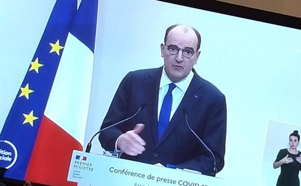 Covid-19 en France : le couvre-feu pour tous dès 18h décrété