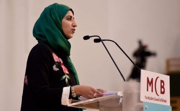 Grande-Bretagne : une femme à la tête du MCB, une première pour l'islam britannique