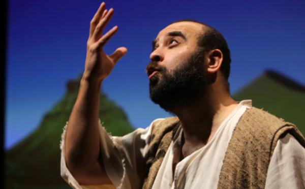 « Muhammad » d'Ismaël Saidi fait ses débuts en streaming au Théâtre de Liège
