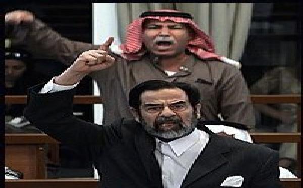 Exécution de deux co-accusés de Saddam Hussein