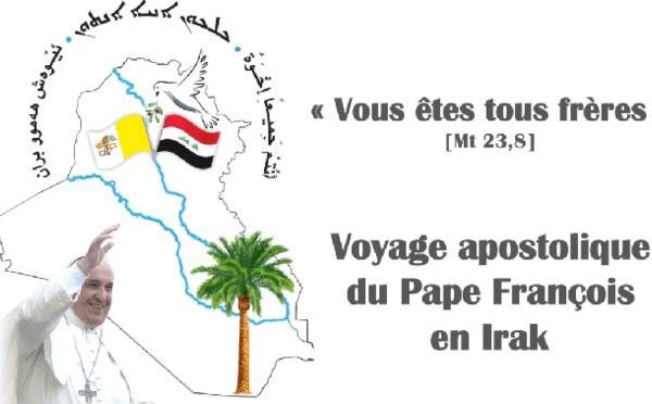 « Vous êtes tous frères »: les enjeux du voyage historique du pape François en Irak
