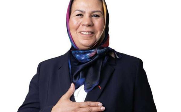 Latifa Ibn Ziaten, une Marianne de la République de notre temps honorée