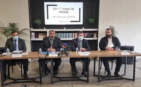 Depuis Strasbourg, la contre-offensive des opposants à la charte de l'islam de France