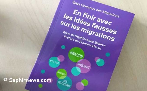 « En finir avec les idées fausses sur les migrations », un ouvrage nécessaire contre les discours caricaturaux