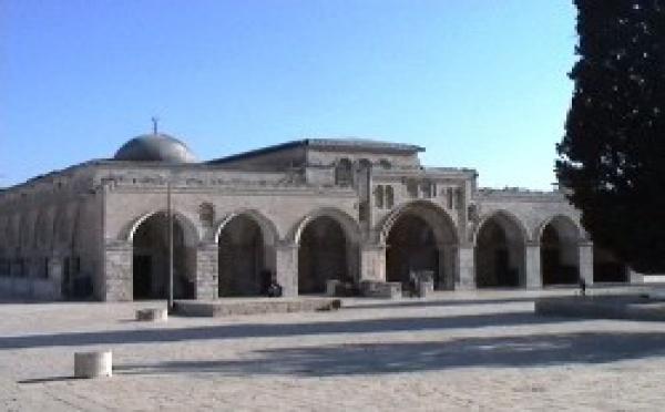 Mosquée Al Aqsa : Colère des palestiniens peu avant la rencontre Abbas-Mechaal.