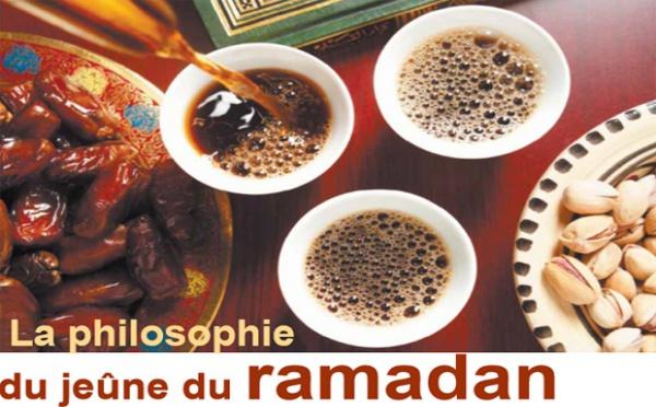 La philosophie du jeûne du ramadan