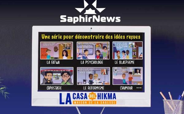 La Casa del Hikma, saison 2 : tous les épisodes sont disponibles ici !