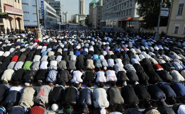 Ramadan 2013 : après le désordre, la communion des musulmans