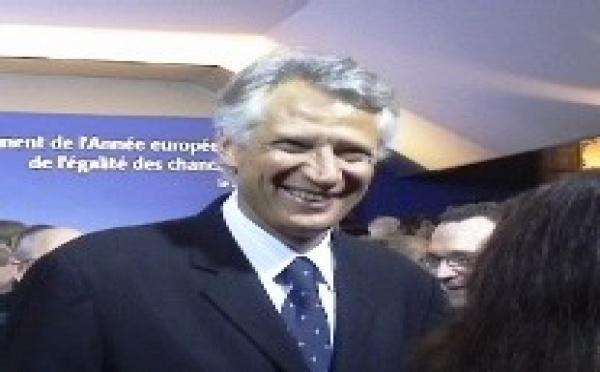 Lancement de l'année européenne de l'égalité des chances