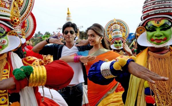 Chennai Express : road movie avec Shah Rukh Khan