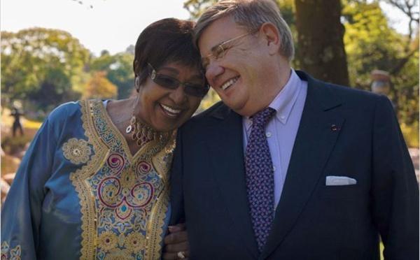 Plot for Peace : tractations secrètes au pays de l'apartheid