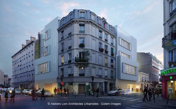 L'Institut des cultures d'islam inaugure son premier bâtiment ICI-Goutte-d'Or