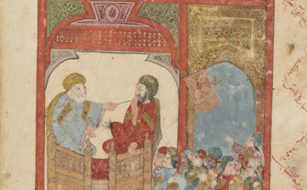 Lumières de la sagesse – Écoles d'Orient et d'Occident