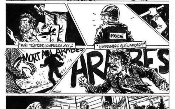 Albums : bande dessinée et immigration, 1913-2013