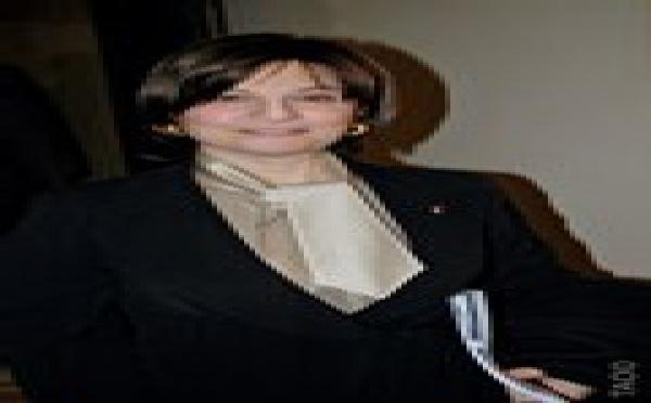 Hind Khoury : «  Il faut finir, avec cet abcès au Moyen Orient »…