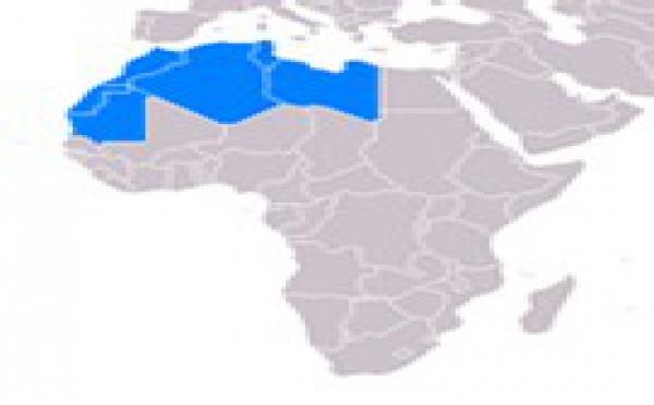 Nicolas Sarkozy en tournée au Maghreb