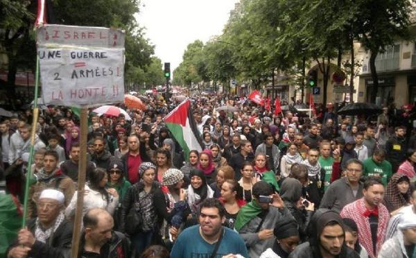Manif pour Gaza : la LDJ peut-elle tout dire et la presse, tout croire ?