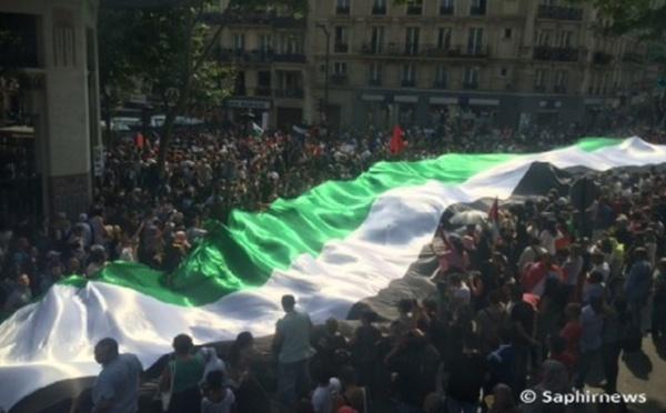 Manif pour Gaza : les appels à mobilisation renforcés en France