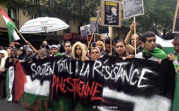 La manif pour Gaza du samedi 2 août, à Paris, autorisée