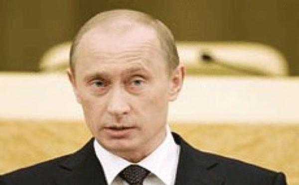 Vladimir Poutine est en Iran
