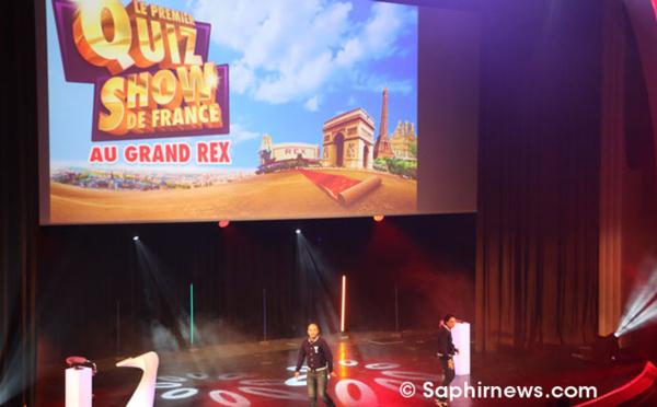 Succès pour Deen Factor au Grand Rex