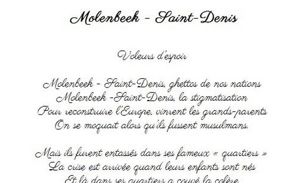 Molenbeek - Saint-Denis
