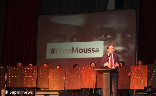 Une communion festive à Montreuil en l'honneur de Moussa