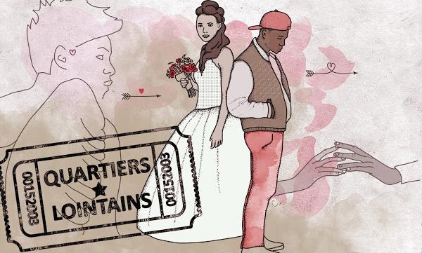Cinéma : l'amour à la française racontée par Quartiers Lointains