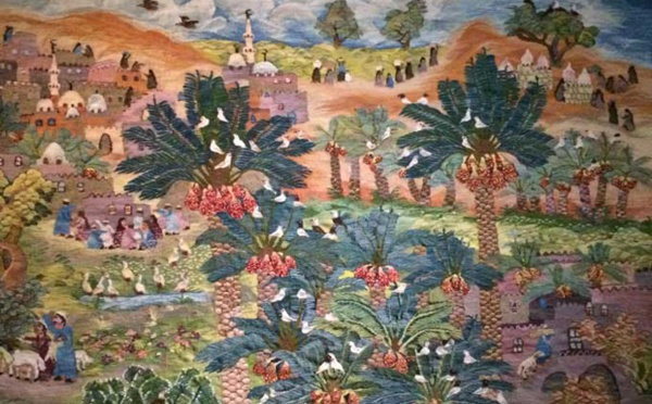 Jardins d'Orient : une Nature foisonnante comme symbole de civilisation