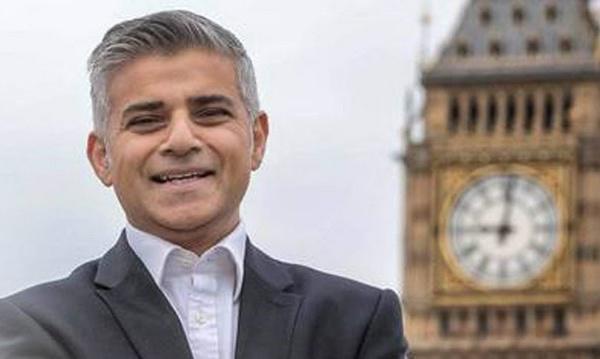 Sadiq Khan en passe de devenir le premier maire musulman de Londres