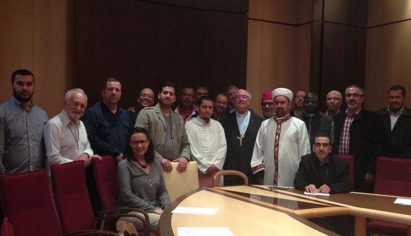 Bourges : à l'aube du Ramadan 2016, chrétiens et musulmans se rencontrent