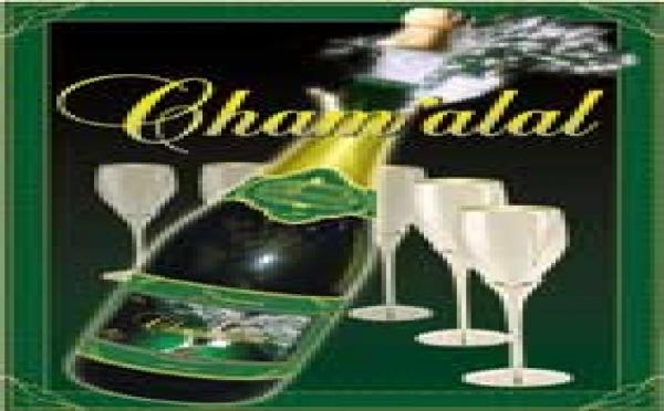 Lancement du champagne Halal à l'heure du Ramadan 2008
