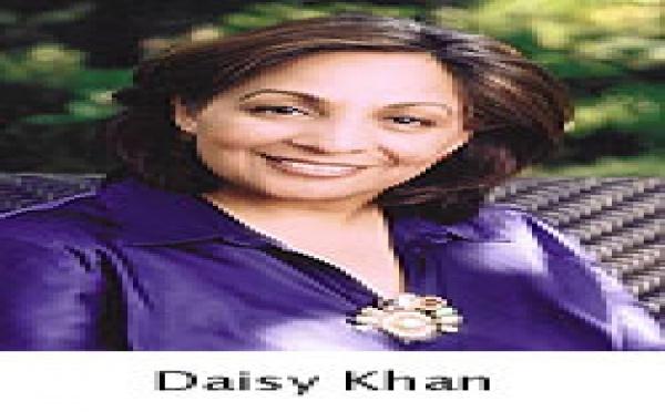 Daisy Khan : 'Barack Obama un autre Jackie Robinson'