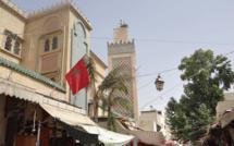 Le Maroc est la deuxième étape de l'Interfaith Tour Africa, effectué du 10 au 19 juillet 2016 par trois membres de Coexister : Christophe Cadiou, Héléna Houard et Saïkou Camara. Ici, à Fès.