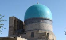 Le centre historique de Shakhrisyabz (Ouzbékistan) a été inscrit en 2016 sur la liste du patrimoine mondial en péril. Il compte plusieurs édifices monumentaux exceptionnels et des quartiers anciens témoignant du développement séculaire de la ville, et tout particulièrement de son apogée, sous le règne d'Amir Timour (Tamerlan), fondateur de la dynastie des Timourides, du XVe au XVIe siècle. (photo : © Ainura Tentieva / UNESCO)