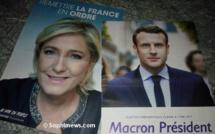 Présidentielle 2017 : le match Macron-Le Pen pour le second tour