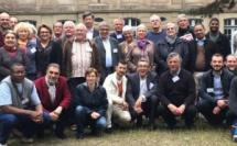 La Semaine de rencontres islamo-chrétiennes (SERIC) fédère un ensemble d'initiatives locales organisées depuis 17 ans durant le mois de novembre sur le territoire hexagonal mais aussi en Belgique et au Royaume-Uni. Ici, les participants au forum régional islamo-chrétien réunis le 4 juin 2016 sur la thématique « Musulmans et chrétiens, appelés à être des citoyens solidaires » : la plupart sont des organisateurs ou des animateurs d'évènements durant la SERIC.