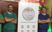 L'Union des organisations de secours et soins médicaux (UOSSM) organise une mission humanitaire du 18 au 22 novembre en faveur des Rohingyas. © UOSSM